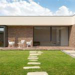 nízkoenergetický dom bungalov Marianka Greenstudio