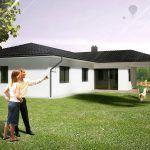 energeticky úsporný dom vo svahu Dúbravka Greenstudio