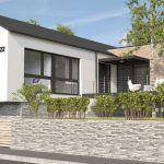 nízkoenergetický rodinný dom v Hainburgu
