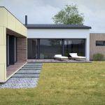 nízkoenergetický rodinný dom v Marianke Greenstudio
