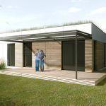 nízkoenergetický dom Záhorská bystrica Greenstudio