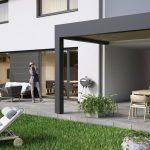 nízkoenergetický rodinný dom v Parndorfe