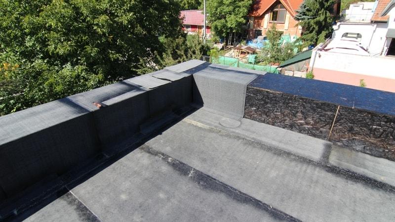 strecha parozábrany