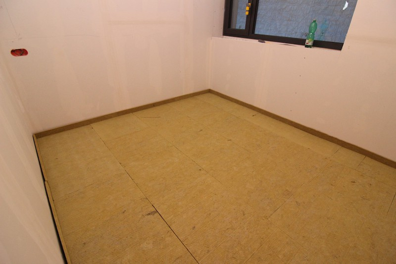 izolácia - podlaha