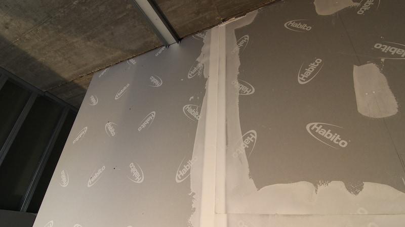 sadrokartón stena