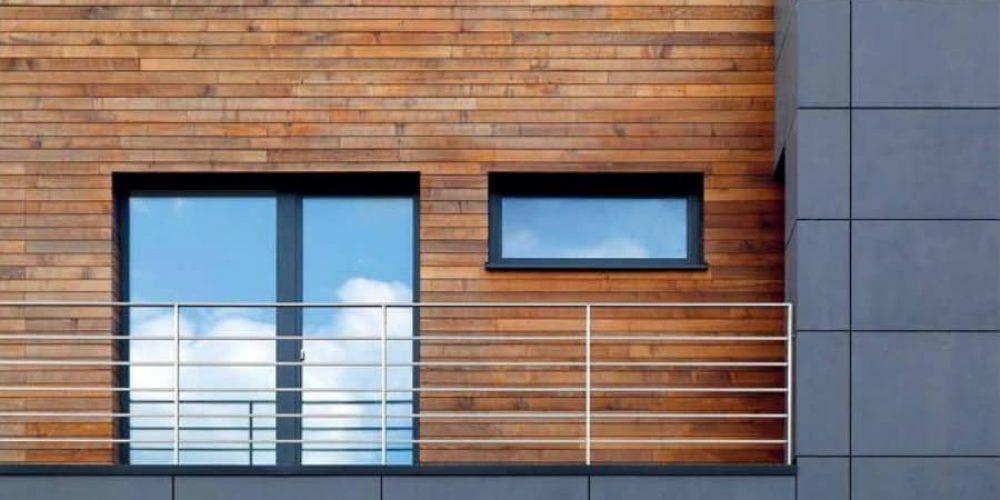 Odvetrané fasády domov zlepšia nielen klímu v dome