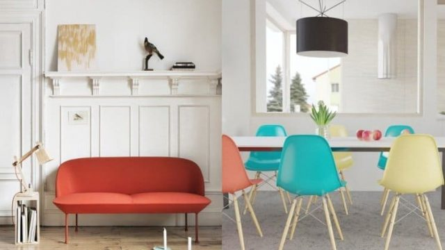 Ako správne kombinovať farby v interiéri?