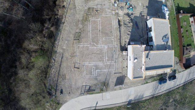 Stavba rodinného domu – exteriér