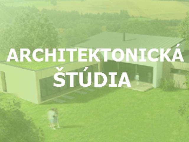 ARCHITEKTONICKÁ ŠTÚDIA