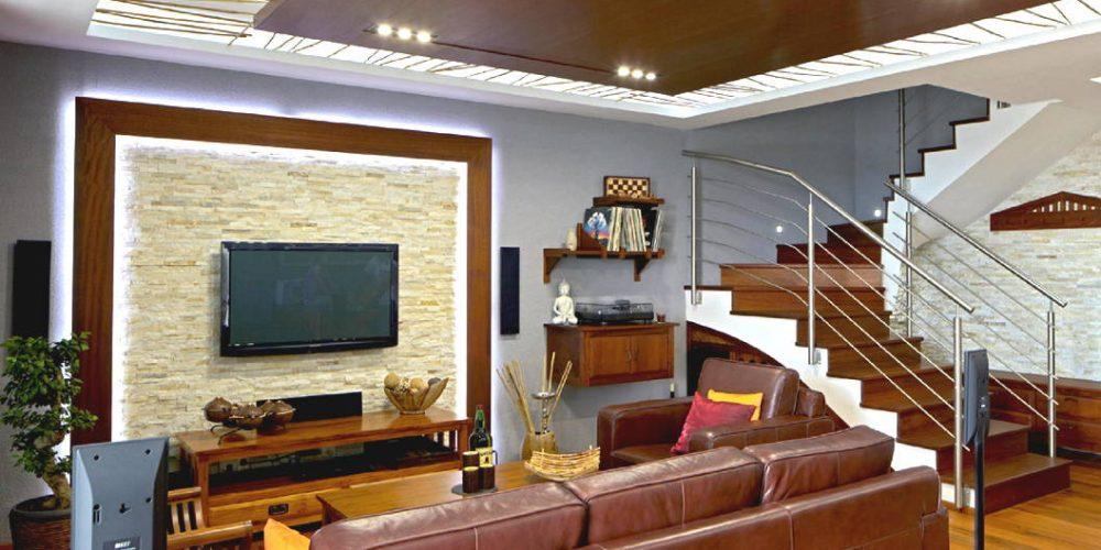 Návrh interiéru bytu v exotickom štýle
