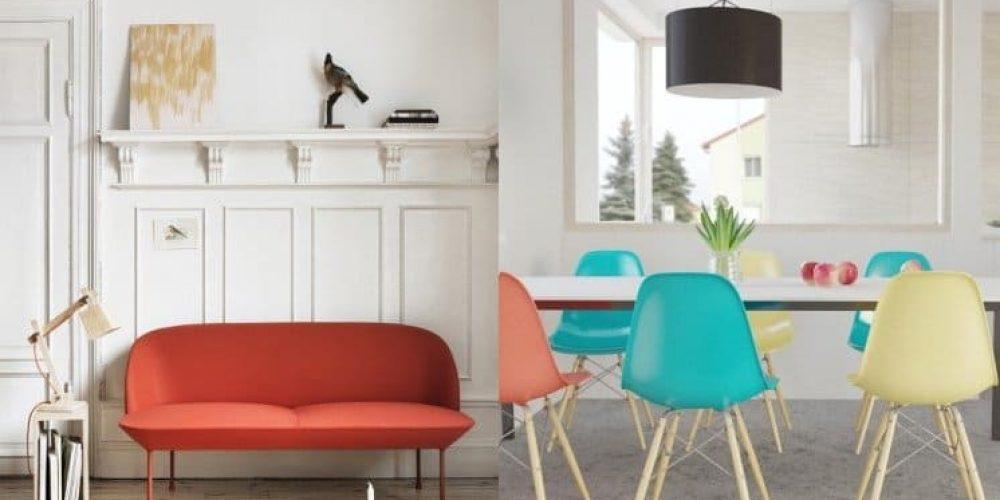 Ako kombinovať farby v interiéri, čo k čomu ide?