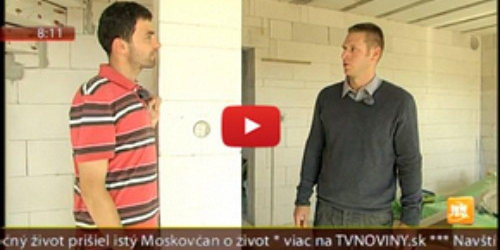 Teleráno – pasívny dom v Kittsee (diel 4) (video blog)