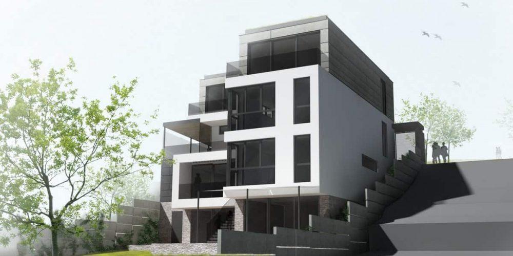 Architekt stojí na strane vašich snov