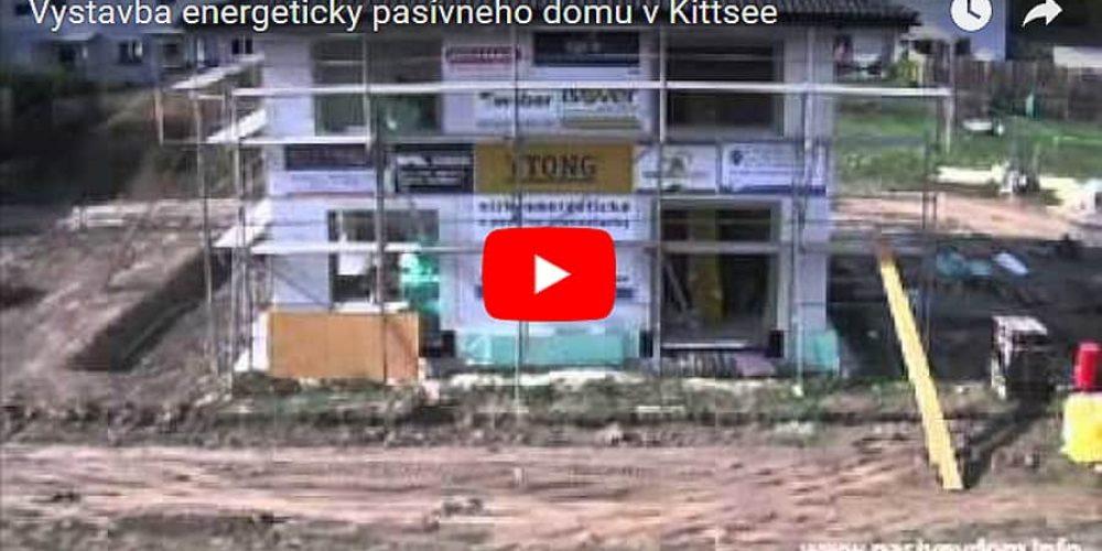 Výstavba pasívneho domu v Kittsee (video blog)