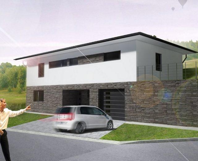 Energeticky úsporný rodinný dom