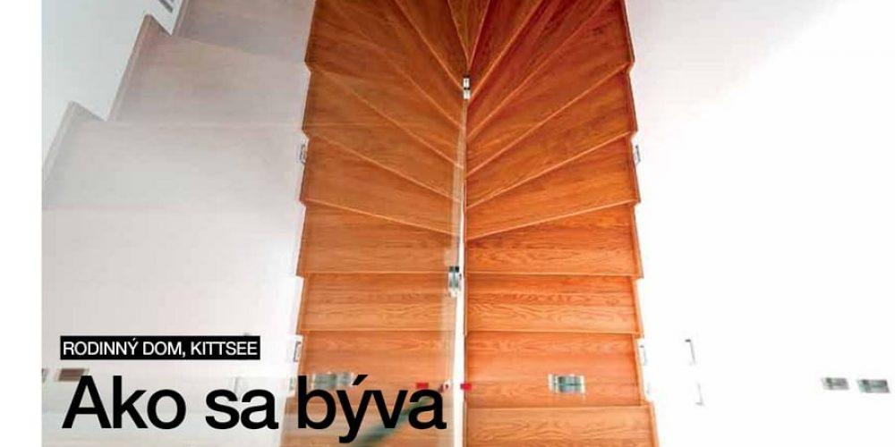 Pasívny dom – vyskúšajte si ako by sa vám v ňom žilo